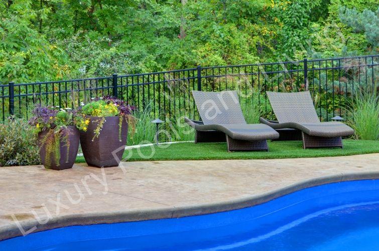 Blacklick Riviera Fiberglass Pool Luxury Pools And Living