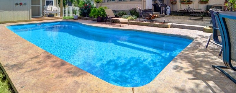Moroccan Fiberglass Pool Luxury Pools And Living