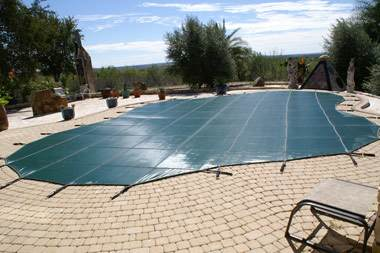 Winter Pool Covers Luxury Pools And Living